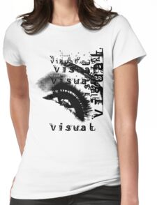 EYE OF VISION Womens Fitted T-Shirt