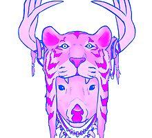 Hunter Deer by Rontra