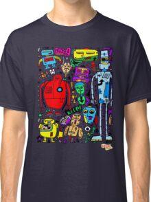 CRAZY DOODLE 3 Classic T-Shirt