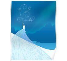 Elsa the Snow Queen Poster