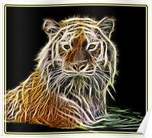 Fractilius TIGER Poster