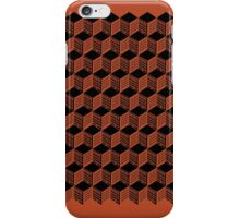 City grid iPhone Case/Skin