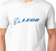 The Lego Boeing Logo Unisex T-Shirt