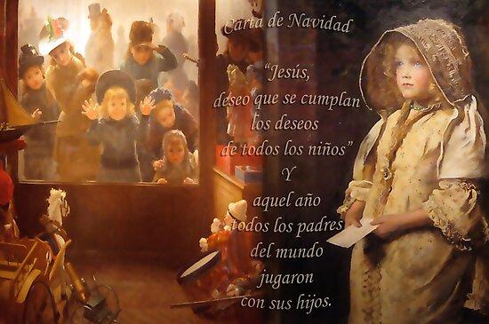 Carta de Navidad by Dulcina