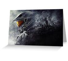 Halo 5 - Master Chief Greeting Card