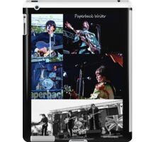 Paperback Writer iPad Case/Skin