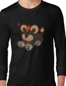 Litleo Distressed  Long Sleeve T-Shirt