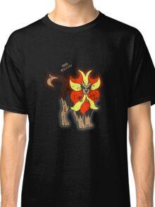Pyroar Distressed Classic T-Shirt