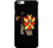 Pyroar Distressed iPhone Case/Skin