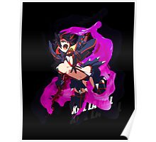 Ryuko Rage Poster