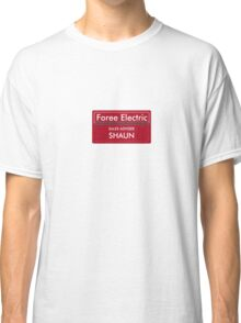 Foree electric Classic T-Shirt
