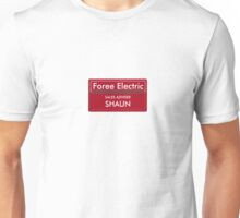 Foree electric Unisex T-Shirt