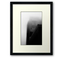 Outsource to Detroit Framed Print