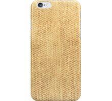 Old demin iPhone Case/Skin