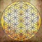 Flower of Life gold by filippobassano