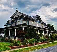 Civil War Era Home by jvoweaver
