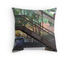 Madison and Wabash Throw Pillow