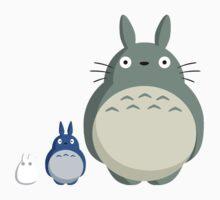 My Neighbor Totoro - 1  by juns