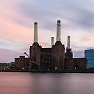 Battersea Power Station by Johannes Valkama