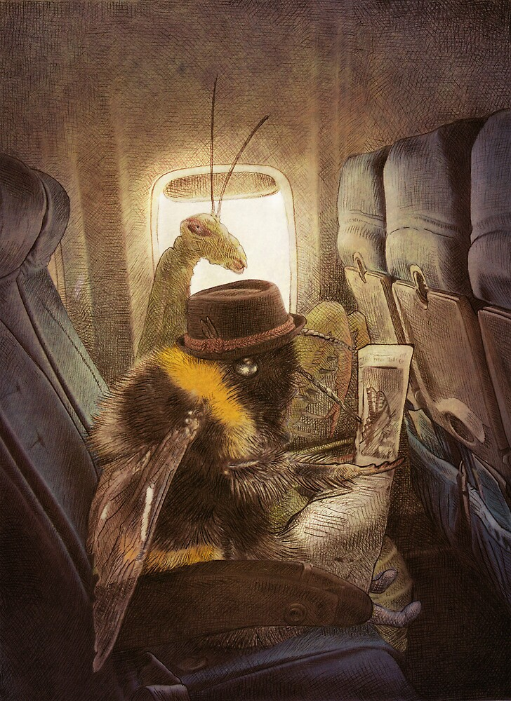 Flight of the Bumblebee by Eric Fan