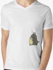 My Neighbor Totoro - 9 Mens V-Neck T-Shirt