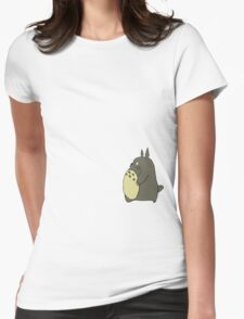 My Neighbor Totoro - 9 Womens Fitted T-Shirt