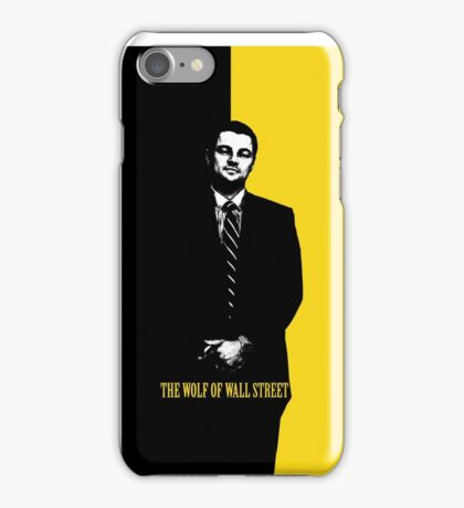 Wolf of Wall Street - Scarface iPhone Case/Skin