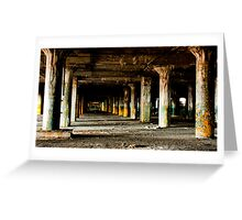Fisher Plant, Detroit Greeting Card