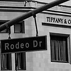 Rodeo Drive and Tiffany's by Karen Stevens