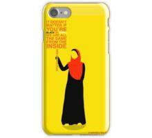 Stop Racism iPhone Case/Skin