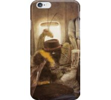 Flight of the Bumblebee iPhone Case/Skin