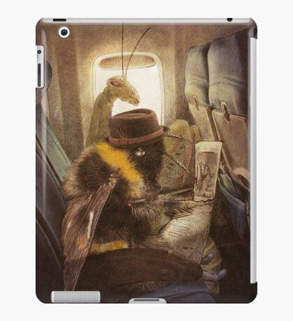 Flight of the Bumblebee iPad Case/Skin
