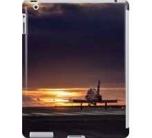 Red 1 Sunset iPad Case/Skin