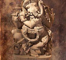 Ganesh by Ram Vasudev