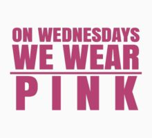 on wednesdays we wear pink 4 by pastelxprints