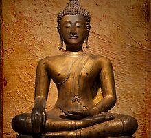 Buddha by Ram Vasudev
