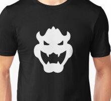 Bowser Silhouette Unisex T-Shirt