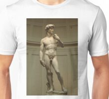 David; Michelangelo's Masterpiece Unisex T-Shirt