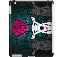 Roots To Grow and Wings To Fly (Three Deer Twilight) iPad Case/Skin