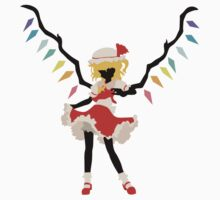Flandre Scarlet by Rontra