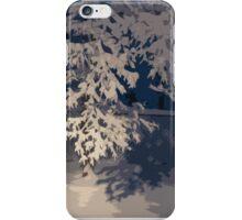 snow branch. . .  iPhone Case/Skin