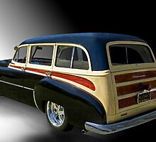 1951 Chevrolet 'Woody' Wagon by DaveKoontz