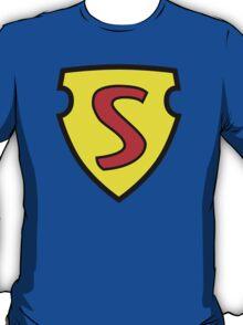 1938 Superman Logo T-Shirt