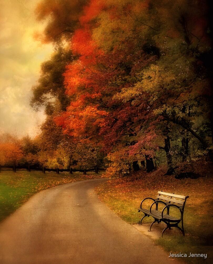 Autumn Abundance by Jessica Jenney