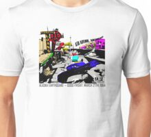 4TH AVENUE POP ART 9.2 MAGNITUDE Unisex T-Shirt