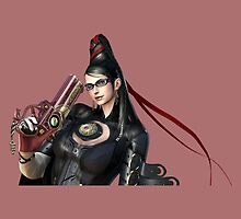 Smash Bayonetta by WhosYourAnkle