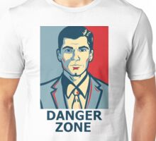 Archer - Sterling Archer - Danger zone Unisex T-Shirt