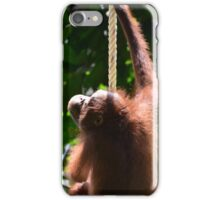 Orang-utan iPhone Case/Skin