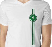 #9 - Marcus Ericsson (Caterham F1 Team) [B] Mens V-Neck T-Shirt