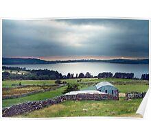 Blessington Lake Poster